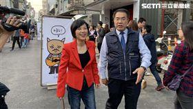 《夜問打權》主持人黃智賢,專訪新科台南市長黃偉哲 圖/中視提供