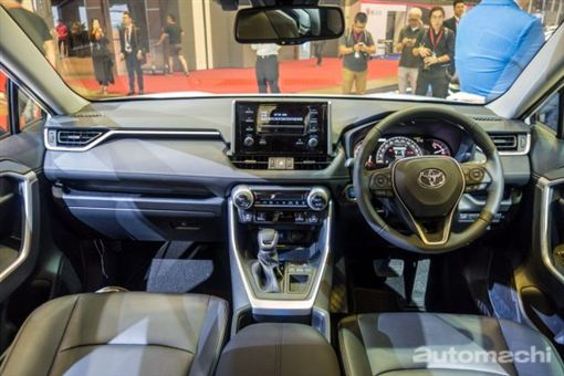 Toyota RAV4▲(圖/翻攝自automachi)