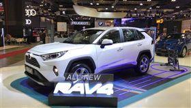 Toyota RAV4▲(圖/翻攝自Torque)