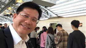 交通部長,林佳龍,/翻攝自林佳龍臉書