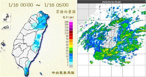 北台濕冷 各地有降雨機率 玉山初雪有望