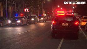 深夜暗巷驚傳槍響 出動大批警力搜索