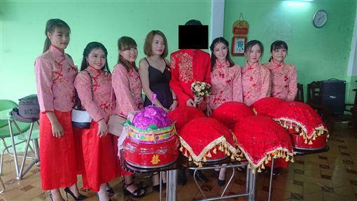 外籍新娘,越南妹子,工程師,/翻攝自PTT