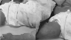 女嬰祖母表示,孫女生前遭其母親等人虐童,並毆打致死。(圖/翻攝自臉書)