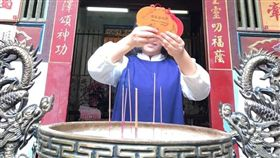 王時思,台南,副市長,愛情產業,月老 圖/翻攝自王時思臉書