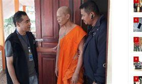 老僧性侵14歲少女 逃亡11年被逮(圖/《中國報》)