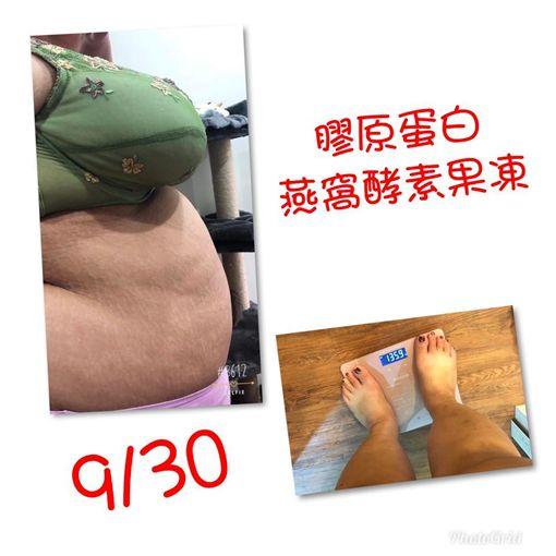 台南,虐死,女童,虐嬰,表姐,體重。翻攝左棠臉書
