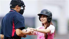 中華職棒徵選球場工作人員。(圖/中職提供)