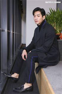 禾浩辰娛樂星聞專訪。(記者林士傑/攝影)