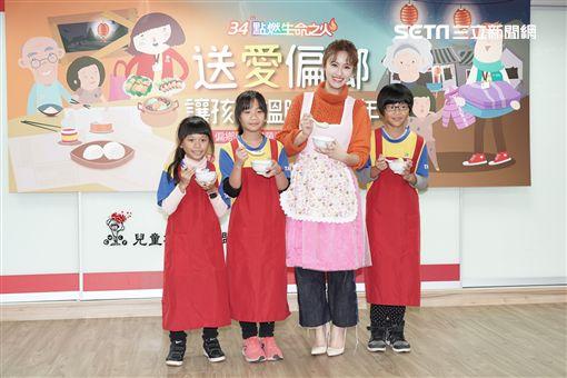 吳姍儒Sandy圖/兒福聯盟提供
