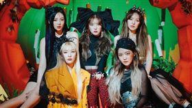 Red Velvet推出第五張迷你專輯MV點擊瞬間破2千萬。(圖/avex taiwan提供)