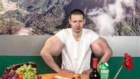 俄羅斯,肌肉,灌油,副作用 圖/IG