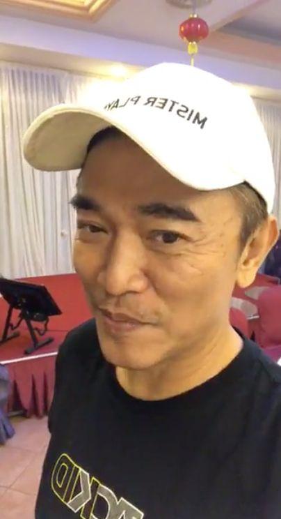 吳宗憲、助理章魚、鹿希派 圖/翻攝自臉書