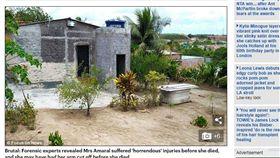 巴西,命案,虐待,兇殺,Juvenal,Cristina Amaral(http://www.dailymail.co.uk/news/article-5307377/Killers-Brazil-ate-parts-woman-raping-her.html)