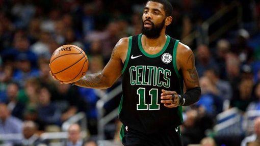 NBA/太神!厄文單場瘋傳18助攻NBA,波士頓塞爾提克,Kyrie Irving翻攝自推特