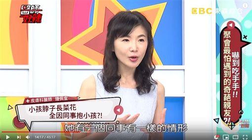 醫師好辣,鍾佩宜(圖/YT)