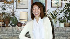 福斯台灣原創影集「愛的廣義相對論」,演員楊謹華出席。(記者林士傑/攝影)
