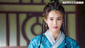 黃心娣飾演柳青妍表面嬌媚,暗地使壞。(圖/周子娛樂提供)
