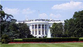 白宮,美國,華盛頓特區 圖/pixabay