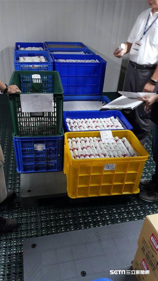 雲林地檢署偵破多燕瘦益生菌酵素錠偽藥案(翻攝畫面)