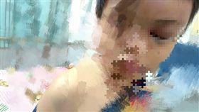 管教男童行為偏差卻打成熊貓眼 繼父道歉苗栗一名10歲男童因偷喝羊奶遭繼父打傷,目前由縣府暫時安置。繼父17日受訪表示,男童曾多次偷竊,當時校方通知孩子再犯,才一時氣憤出手,坦承自己有錯。(翻攝畫面)中央社記者管瑞平傳真 108年1月17日(打碼版)