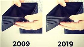十年挑戰 10yearschallenge 翻攝IG
