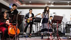 歌手魏如昀替德國耳機大廠新品發表個人單曲。(圖/奧汀整合行銷提供)