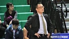 SBL台銀總教練韋陳明(圖/記者劉家維攝影)