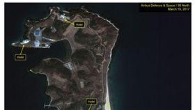 (圖/翻攝自38north)北韓,渡假村,遊樂區,元山葛麻,金正恩