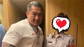 館長,陳之漢,夏于喬,/翻攝自臉書