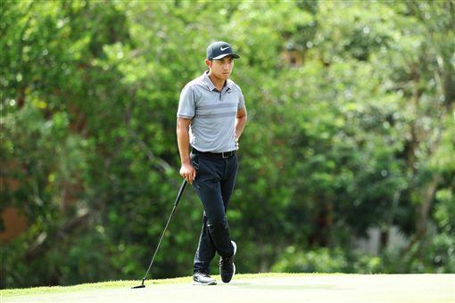 ▲潘政琮今年首戰第1輪交66桿。(圖/PGA TOUR提供)