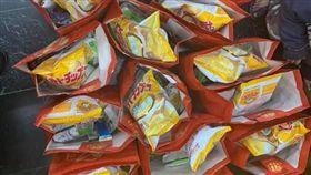 超狂!買到16包福袋內容物全部都一樣