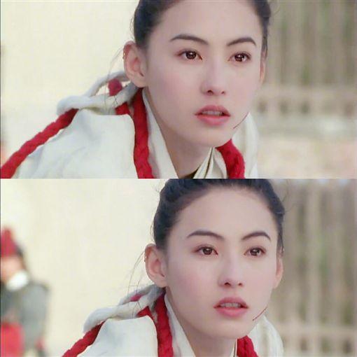 張柏芝/翻攝自張柏芝中文官方網微博