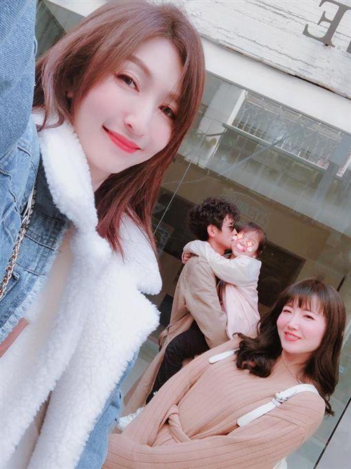 阿翔老婆、謝忻/臉書