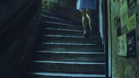 (圖/Pexels)樓梯,公寓,靈異,恐怖