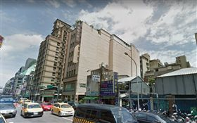 台北,萬華,割腕,輕生,家庭因素,生病。翻攝自Google Map
