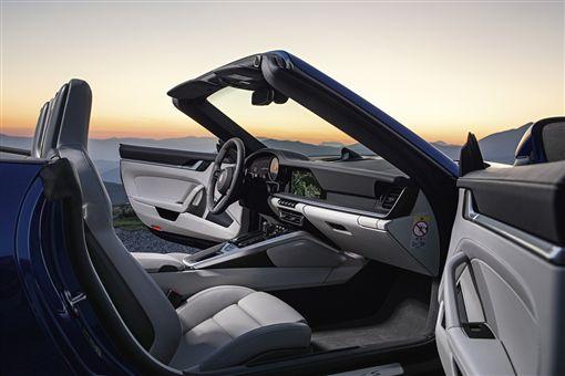 ▲Porsche 911 Cabriolet(圖/車訊網)