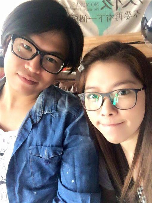 阿弟,Mei,蕭景鴻,懷孕,小產/阿弟臉書