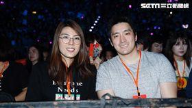 蕭敬騰《娛樂先生世界巡迴演唱會》高雄站,理科太太,理科先生/華納音樂提供