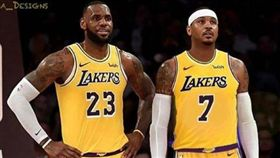 NBA/甜瓜去湖人?詹皇竟點讚