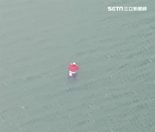 紅衣,鯉魚潭,跳水,苗栗,翻攝畫面