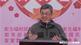 副總統陳建仁。(圖/記者盧素梅攝)