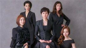 《SKY castle》在韓收視率打趴《鬼怪》紀錄。(圖:翻攝JTBC Drama)