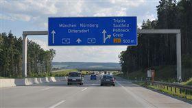 ▲德國無限速高速公路(圖/翻攝網路)