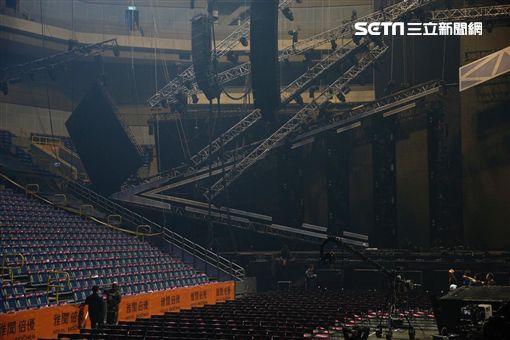 蕭敬騰 演唱會舞台設施出問題/ 華納提供