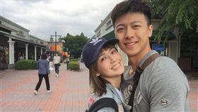 女星袁艾菲男方求婚成功。(經紀人提供)