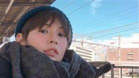袁艾菲透露人正在日本享受美景。(圖/翻攝自臉書)