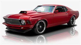▲1970年Mustang Mach 1。(圖/翻攝網站)