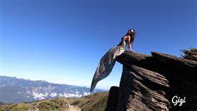 比基尼登山客吳季芸登山計畫表/翻攝自G哥比基尼的高山足跡