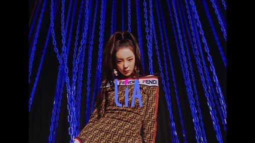 TWICE師妹。(圖/翻攝自JYP官方YouTube)